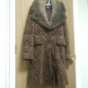 Victorian style mid length coat(bundle for discou